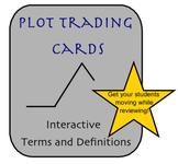 Plot Quiz Trading Cards