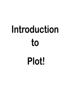 Plot SMART board Introduction and Activity