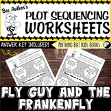 Plot Sequencing Worksheet | Fly Guy and the Frankenfly
