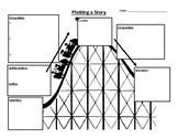 Plot Story Structure Roller-coaster Image Worksheet
