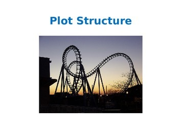 Plot Structure Rollercoaster