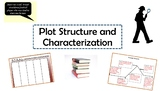 Plot Structure and Characterization PowerPoint and Notes O