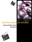 """Plot Structure of Films:Introduction"" UNIT EDITABLE PowerPoints,Handouts,Quiz"