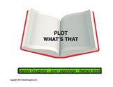 Plot - What's That? Plot Diagrams and Definitions of Terms