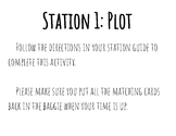 Plot and Character Review Stations