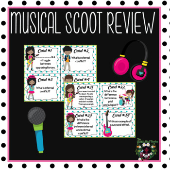 Plot and Conflict Musical Chairs Review Remix