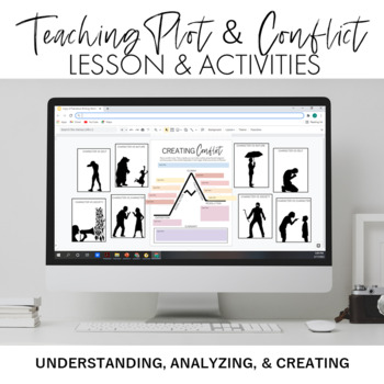 Plot and Conflict Narrative Writing Mini-Unit