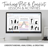 Plot and Conflict Narrative Writing Mini-Unit