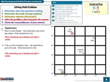 Plot and Locate Points on a Coordinate Plane