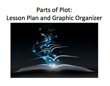Plot lesson plan teaching resources teachers pay teachers plot and parts of plot lesson plan and graphic organizer handout fandeluxe Choice Image
