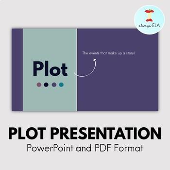 Plot and Plot Diagram PowerPoint Presentation