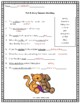 Plot and Story Elements Worksheet and Handout or Anchor Chart Bundle