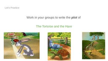 Plot and Theme Presentaiton
