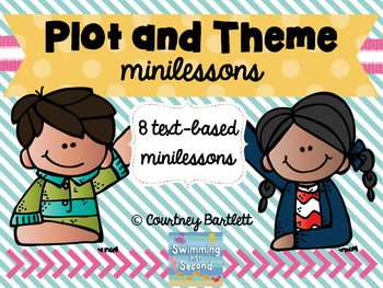 Plot and Theme minilesson pack