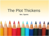 Plot and types of conflict powerpoint