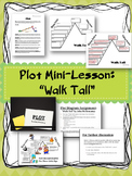 "Plot mini-lesson: Using ""Walk Tall"" by John Mellencamp"