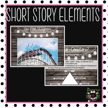 Plot/Short Story Elements/PowerPoint