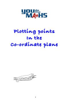 Plotting Co-ordinates
