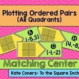 Ordered Pairs Matching Center