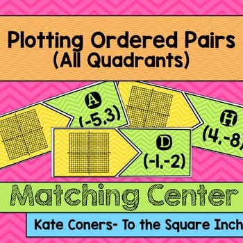 Ordered Pairs Matching Center