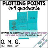 Plotting Points Card Game