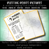 Plotting Points Ordered Pairs Coordinate Plane Images