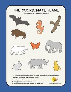 Plotting Points To Create Animals
