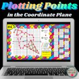 Plotting Points in the Coordinate Plane DIGITAL Google Sli