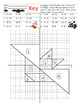 Plotting Points on the Coordinate Plane Halloween Coloring