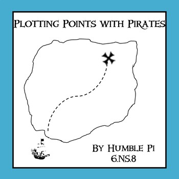 Plotting Points with Pirates- CCSS 6.NS.8