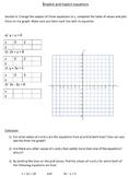 Plotting graphs of implicit equations