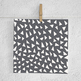 Plum And Gray Hand Drawn Patterns