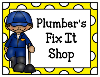 Plumber's Fix It Shop