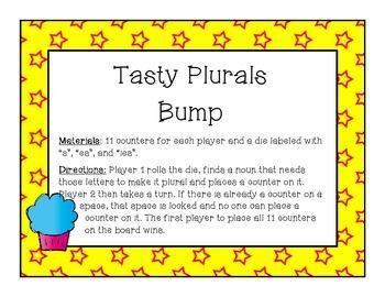 Plural Bump