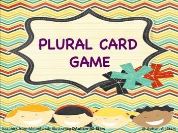 Plural Card Game