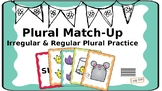 Plural Match Up: Increasing MLU & Identifying Regular and Irregular Plural Forms