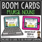 Plural Noun BOOM Cards™
