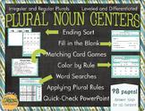Plural Noun Centers