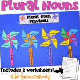Plural Nouns Craftivity