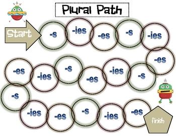 Plural Noun Pack
