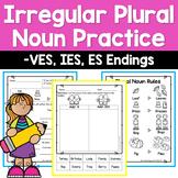 Plural Noun Practice