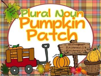 Plural Noun Pumpkin Patch