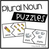Plural Nouns / Noun Practice / Noun Puzzles