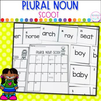 Plural Noun Scoot