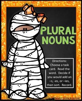 Plural Nouns adding -s and -es