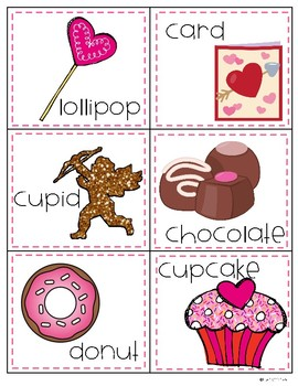 Valentine's Day Activities | Plural Noun Center | Valentine Themed Freebie