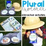 Plural Nouns Activities
