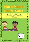 Plural Nouns Board Games