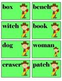 Plural Nouns Card Games