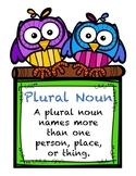 Plural Nouns Center